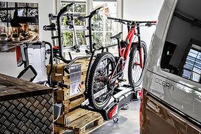 Thule Fahrradträger