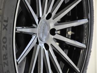 Aluminium Radsatz von VOSSEn in 20 Zoll  | ab Lager verfügbar | für CHF 3800.-