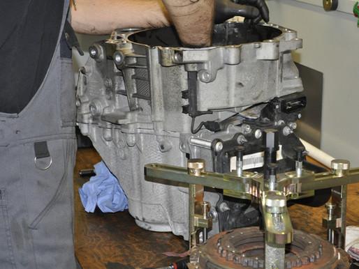 SEAT DSG Getriebe Kupplung erneuern | Alle Dienstleistungen für das SEAT 7 Gang DSG Getriebe | Kuppl