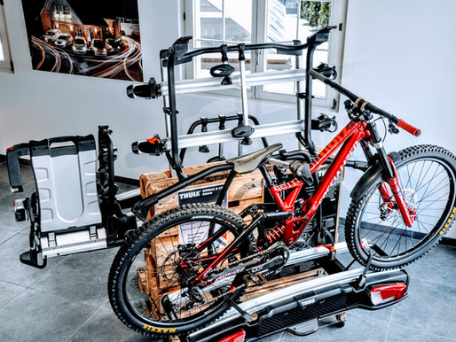 Thule Fahrradträger | Beratung & Montage ab Lager | günstig kaufen | Zürich