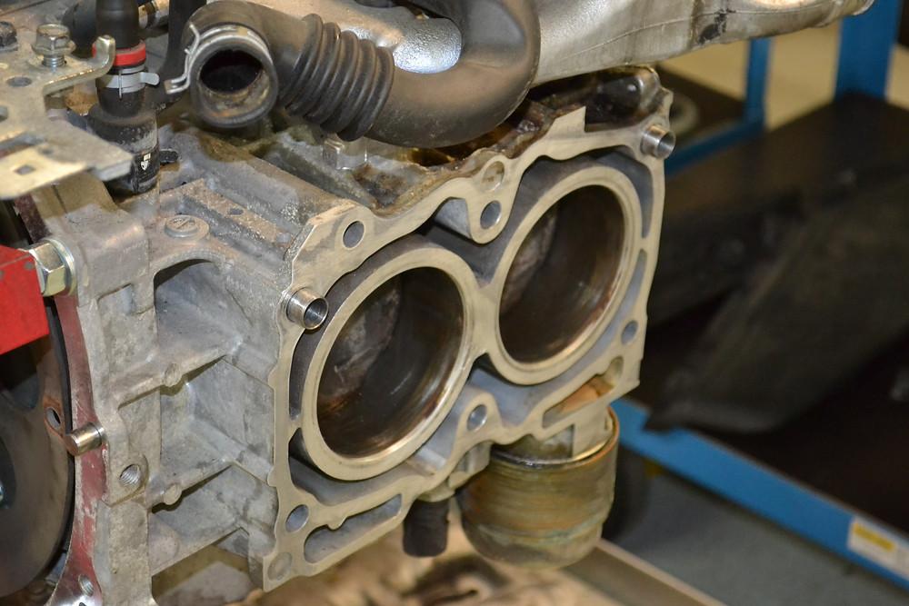 Subaru Boxer-Motor, Motorrevision