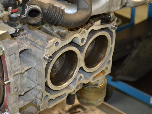 Subaru Motor Revisionen, Subaru Boxer Motor Revision.