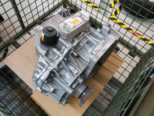 VW Touran 6 Gang DSG Getriebe reparatur / Getrieberevision, VW Touran DSG Getriebe kaufen