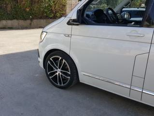 VW T6 Multivan ABT 20 Zoll kompl. Radsatz ab CHF 2900.- inkl. CH Zulassung.