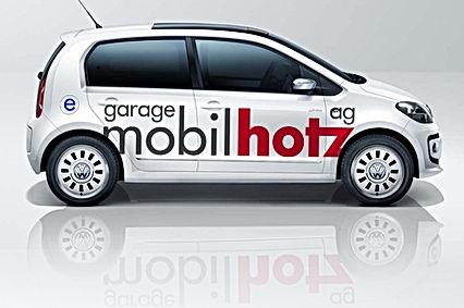 VW eup ersatzfahrzeug