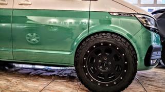 VW T6.1 California | Offroad Räder | California Werkstatt