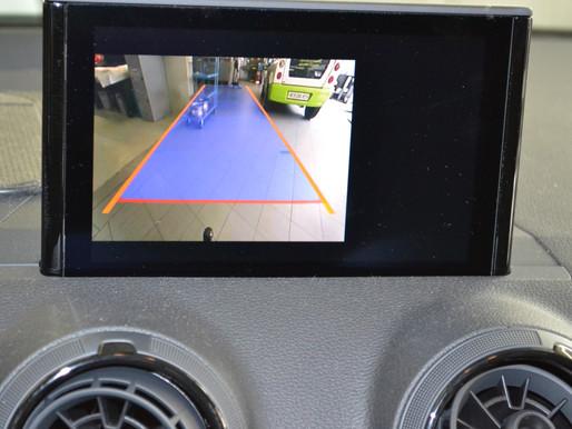 Audi Q2 Rückfahrkamera nachrüsten, Audi Q2 original Rückfahrkamera einbauen