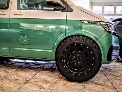 VW T6.1 California | 18 / 20 Zoll Offroad und Onroad Radsatz | jetzt kaufen