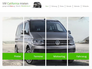T6California.ch | Unser Web-Auftritt greift... Danke