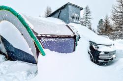 Winter-Campin Wir beraten dich gerne