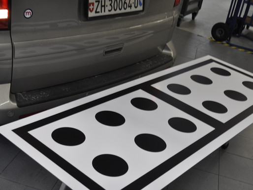 Rückfahrkamera kalibrieren VW, AUDI, SEAT, SKODA ab CHF 100.-