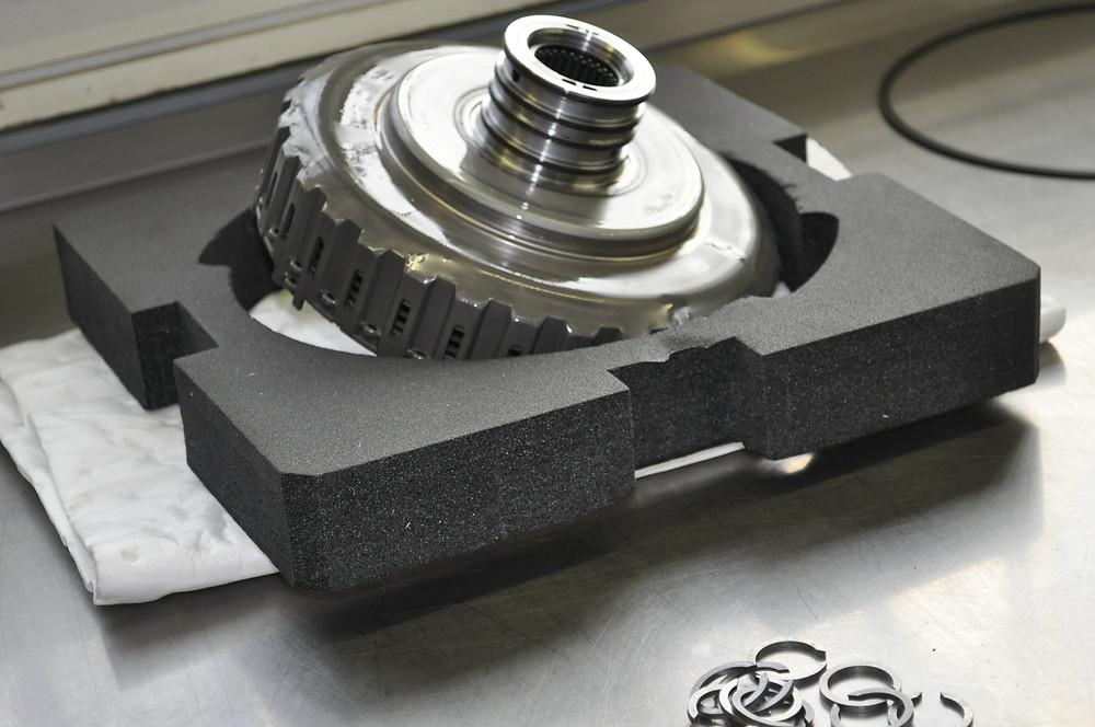 AUDI Q5 S-Tronic Kupplung erneuern