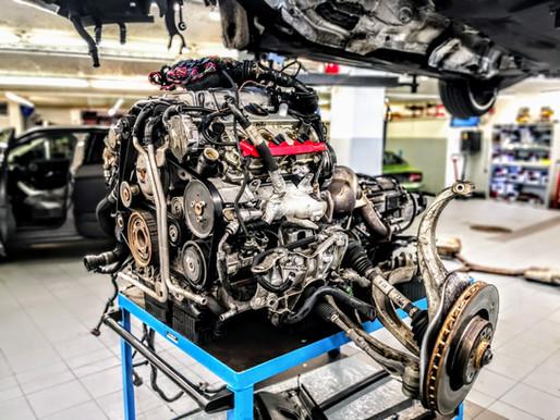 Audi A4 S4 3.0 TFSI Steuerkette erneuern | Gem. Herstellervorschriften, Kostengünstig & exakt...
