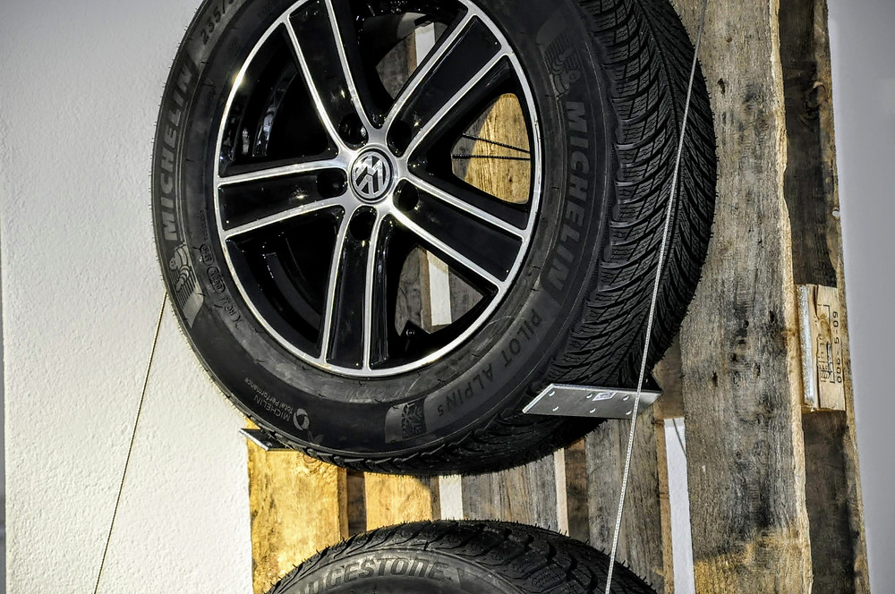 Winterrad Alu VW T6.1 California