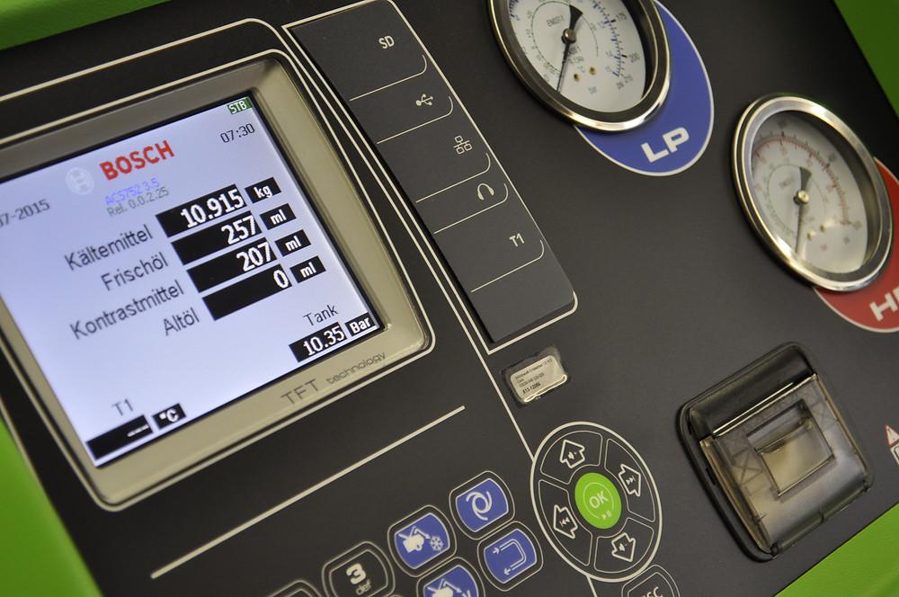 Klimaservice für CHF 80.- exkl. MwST