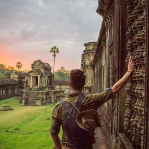 Siem Reap Cambodia Jean-Philippe Boriau