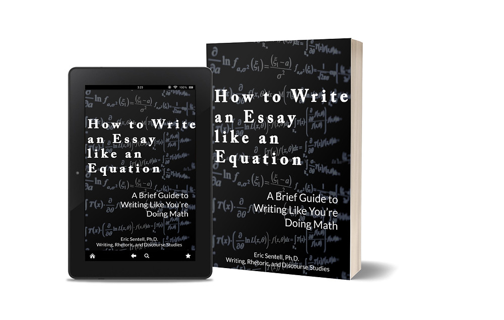 "Cover of ""How to Write an Essay like an Equation"""
