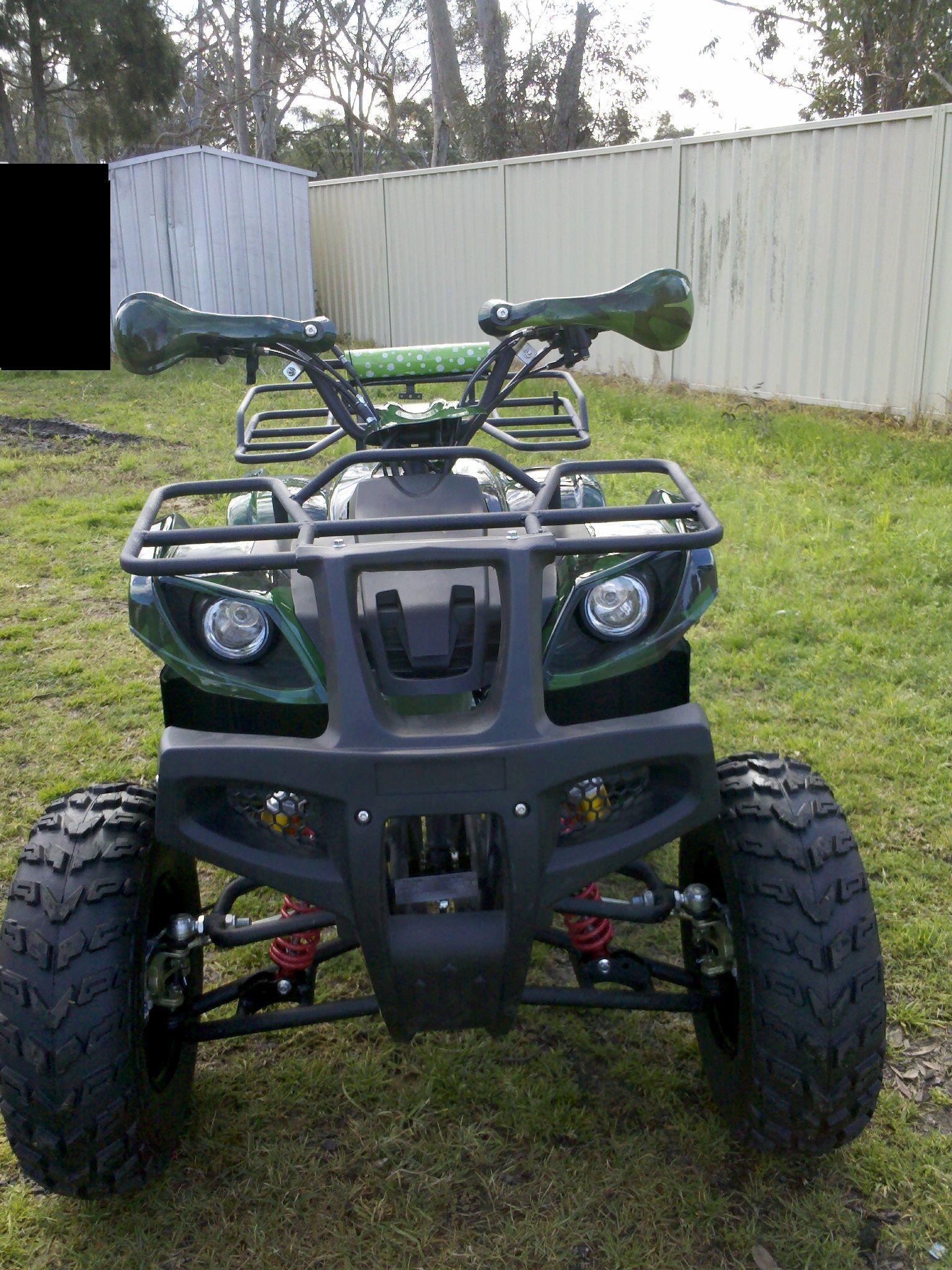 250cc manual ATV Quads   Sydney ATVS and Dirt Bikes I Cranebrook