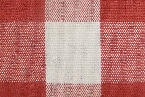 Suzie Hope Designs red check single padded ironing board covers