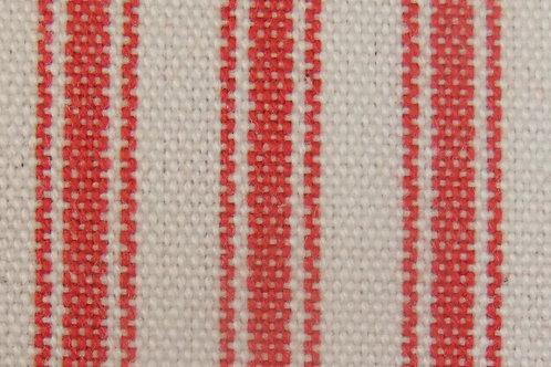 Red/NavyTicking Reversible  Ironing Mat