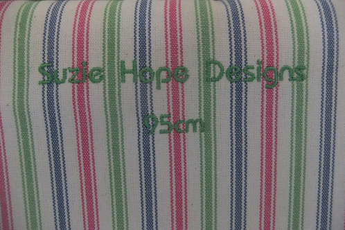 Blue/Apple Green/Magenta Cover 128 - 132cm