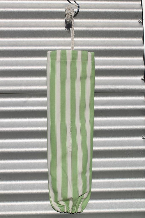 Green Stripe Bag for Bags