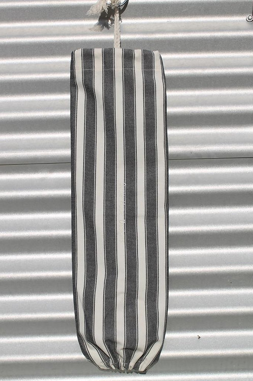 Black Stripe Bag for Bags