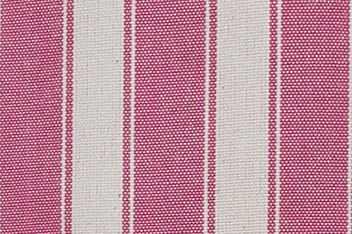 Pink and White Reversible Padded Cover