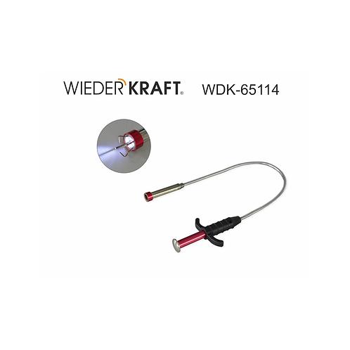 WDK-65114 Захват гибкий цанговый 670 мм
