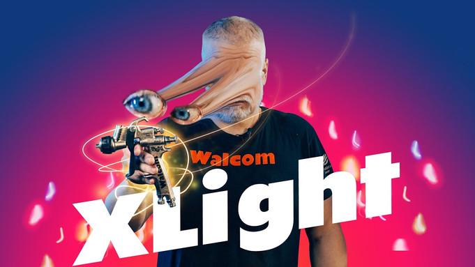 WALCOM SLIM XLight