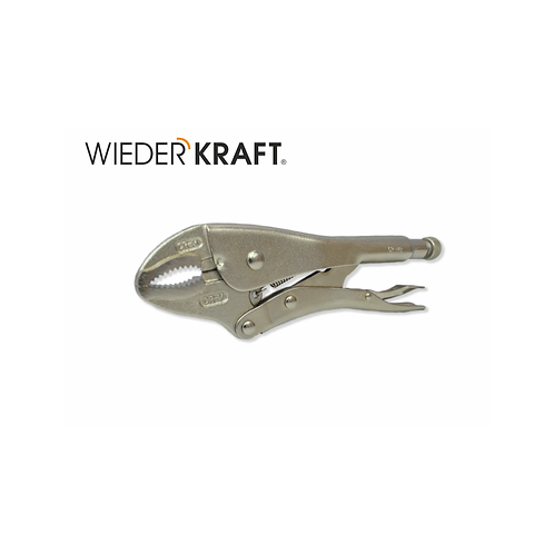 WDK-65104 Зажим закругленный