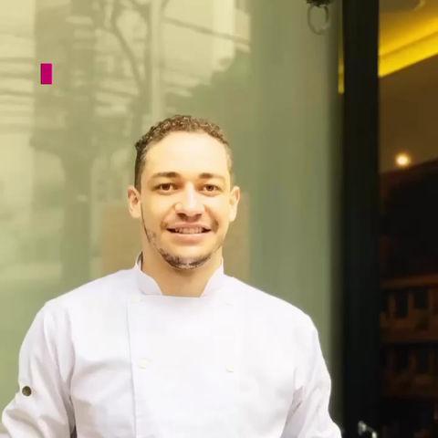 Entrevista com o chef
