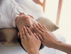 Reiki and Healing touch energy work