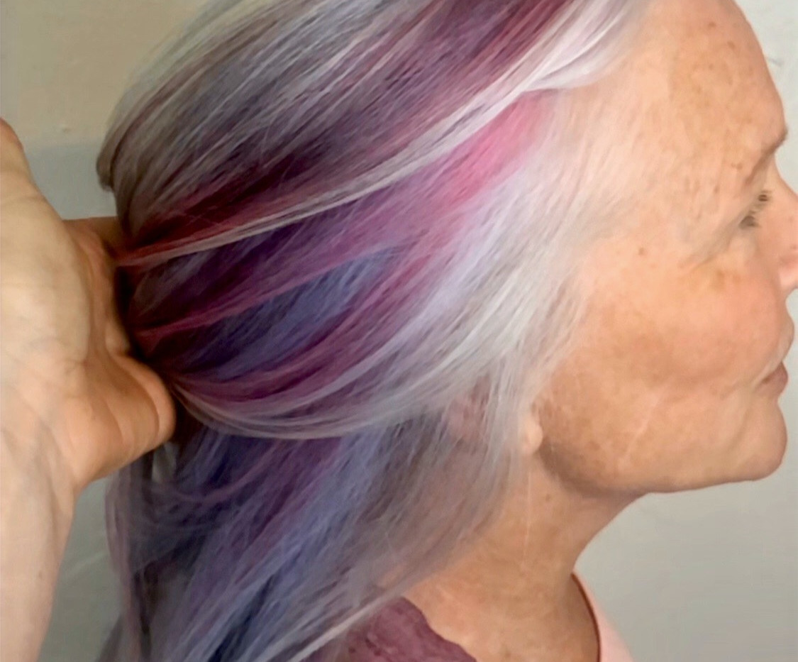 One-Step Fashion Color on Natural Silver