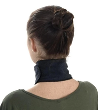 Color safe sustainable neck strips