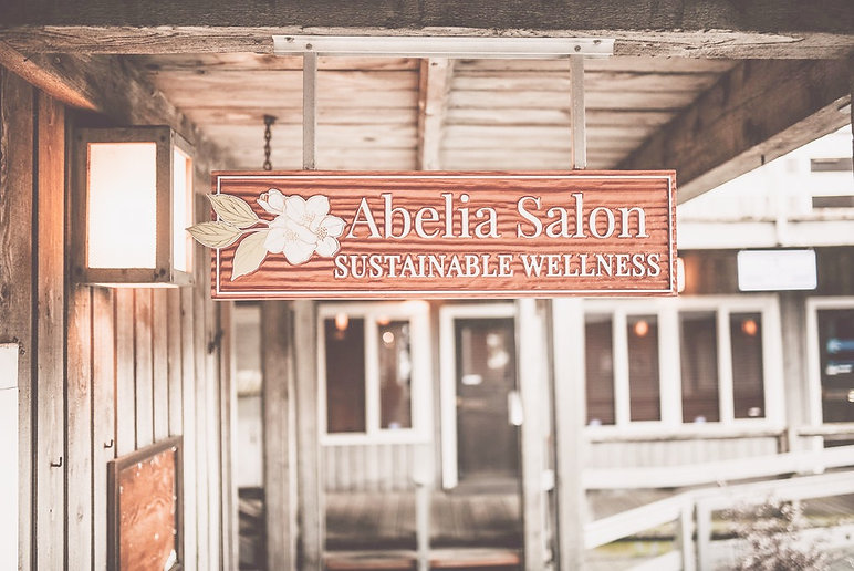 Abelia Salon Newport Oregon, South of Li