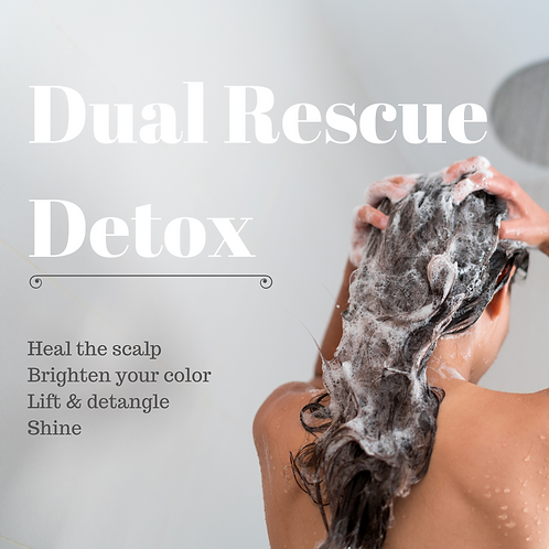 Dual Rescue Detox @ Home single