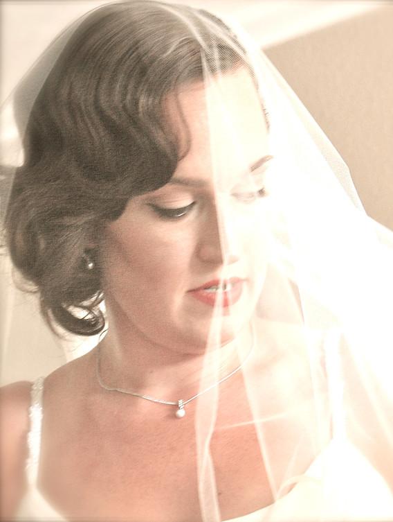 Wedding Day Bridal Hair + Makeup