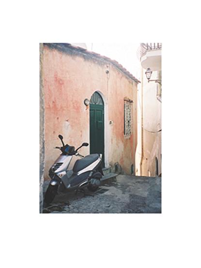 Wheels: Positano, Italy