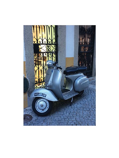 Vespa, Portugal