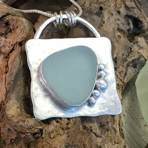 Light Seafoam Green Pendant
