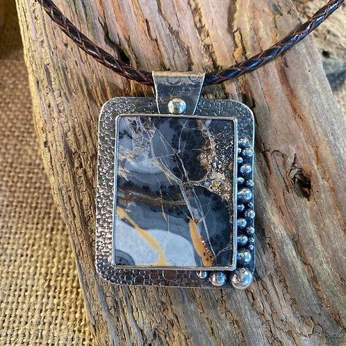 Malagano Jasper pendant