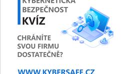 Kybernetická bezpečnost - KVÍZ