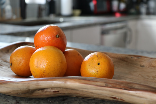 Citrus Platter
