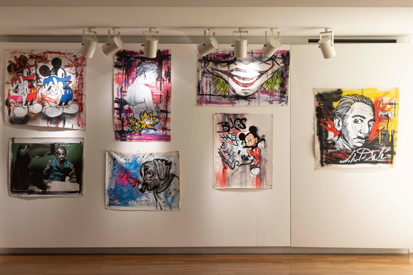 Works by Skott Marsi