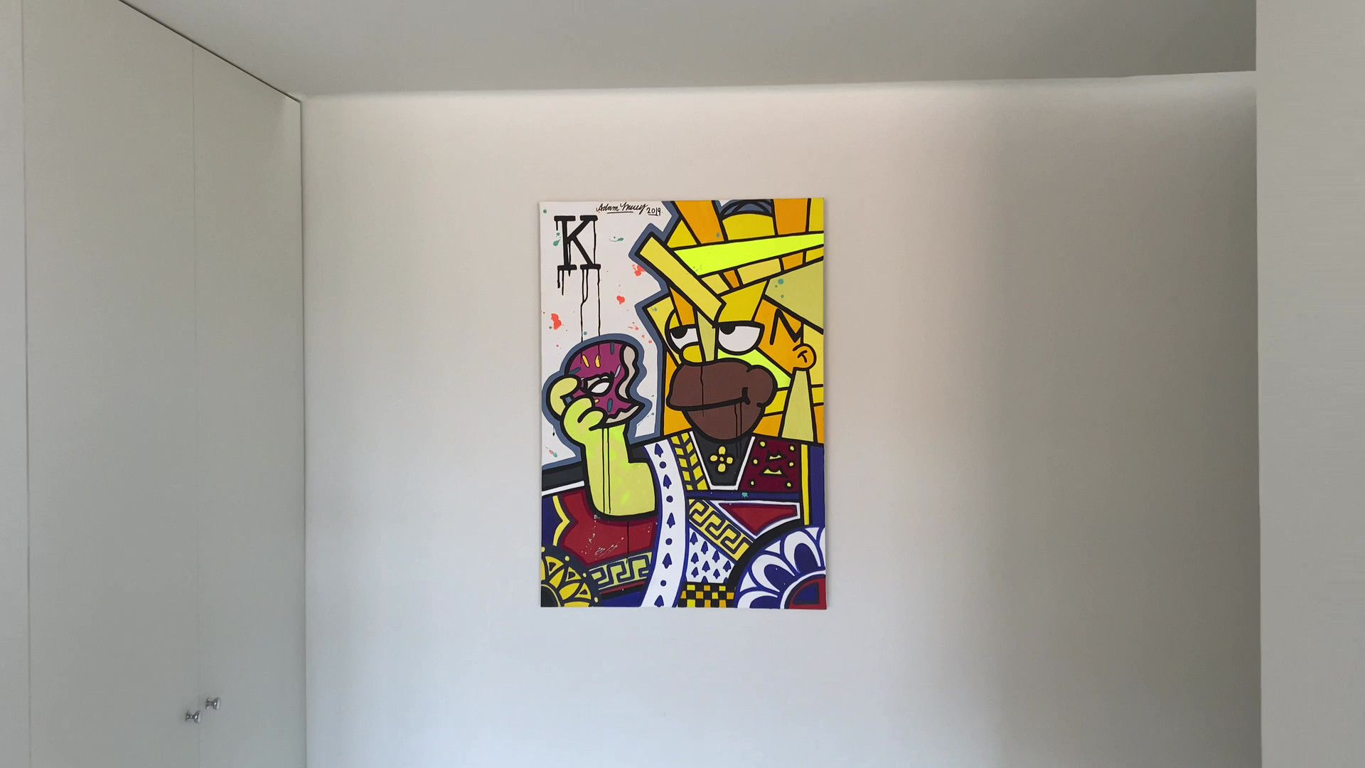 Works by Skott Marsi & Adam Lucey