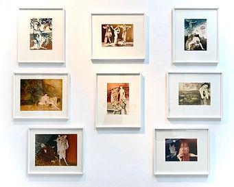 Oscar Estruga, Mistica series (1987), engravings and prints available