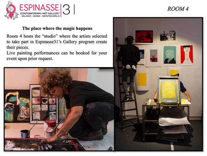 Espinasse31 - RENT THE SPACE