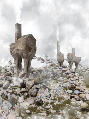 Zenobia - Le cità invisibili, 2020