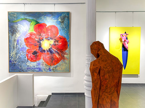 Espinasse31 Madrid 'Identity' group exhibition